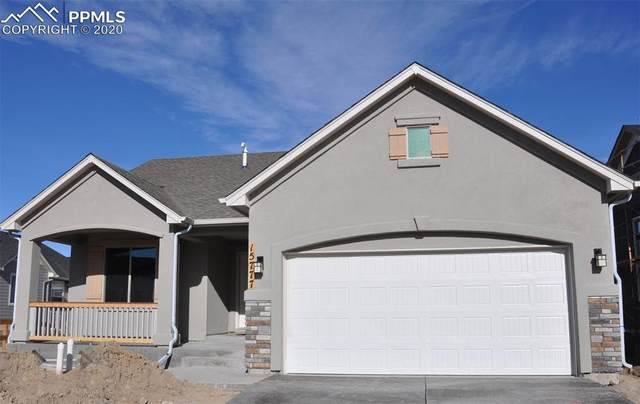15777 Long Valley Drive, Monument, CO 80132 (#8895623) :: Action Team Realty