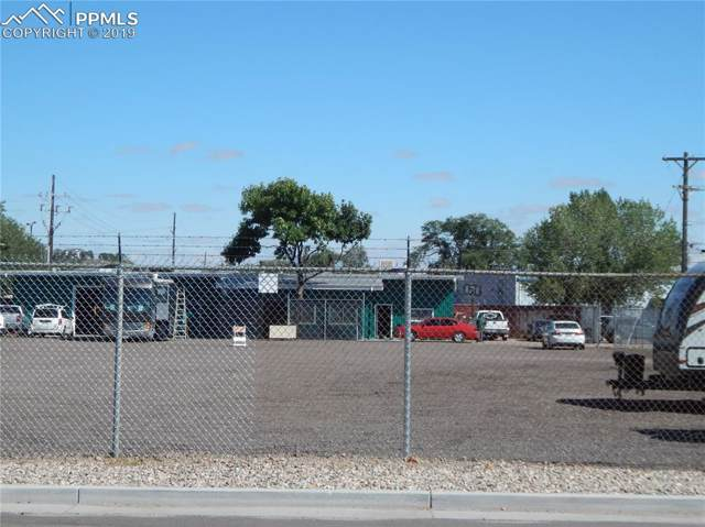 1410 Dustry Drive, Colorado Springs, CO 80905 (#9222927) :: The Hunstiger Team