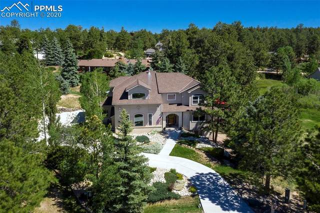 250 Lost Creek Way, Monument, CO 80132 (#9468134) :: Tommy Daly Home Team