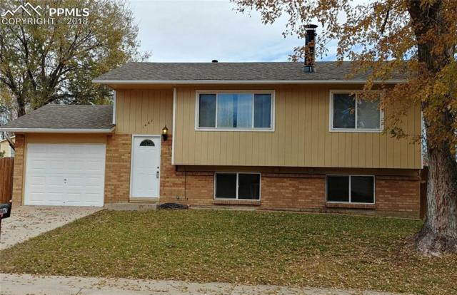 1467 Bonita Drive, Fountain, CO 80817 (#9947156) :: Fisk Team, RE/MAX Properties, Inc.