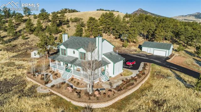 7003 County 71 Road, Guffey, CO 80820 (#3831112) :: The Treasure Davis Team