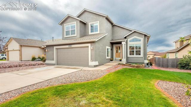 3702 Pronghorn Meadows Circle, Colorado Springs, CO 80922 (#4626382) :: The Treasure Davis Team