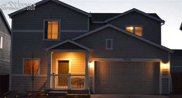 7926 Dry Willow Way, Colorado Springs, CO 80908 (#5066303) :: The Kibler Group