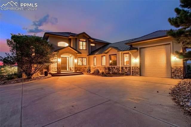 3795 Castle Butte Drive, Castle Rock, CO 80109 (#5071054) :: Finch & Gable Real Estate Co.