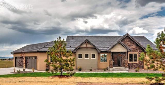 17434 Pond View Place, Colorado Springs, CO 80908 (#5671051) :: Jason Daniels & Associates at RE/MAX Millennium