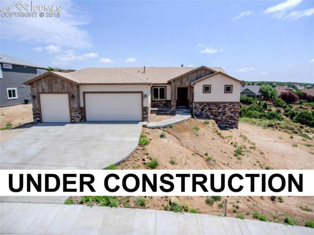 5521 Copper Drive, Colorado Springs, CO 80918 (#6728831) :: Jason Daniels & Associates at RE/MAX Millennium