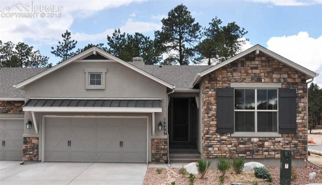 16496 Woodward Terrace, Monument, CO 80132 (#7036395) :: The Hunstiger Team