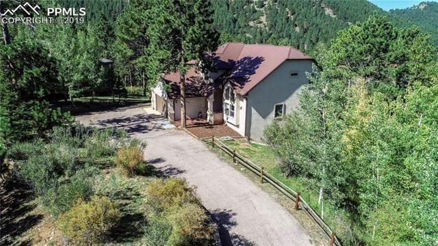 2600 Vista Glen Court, Woodland Park, CO 80863 (#7267875) :: Colorado Home Finder Realty