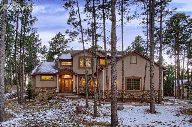 17766 Sawmill Road, Colorado Springs, CO 80908 (#7488830) :: Jason Daniels & Associates at RE/MAX Millennium