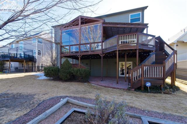 3760 Masters Drive, Colorado Springs, CO 80907 (#8034752) :: Jason Daniels & Associates at RE/MAX Millennium