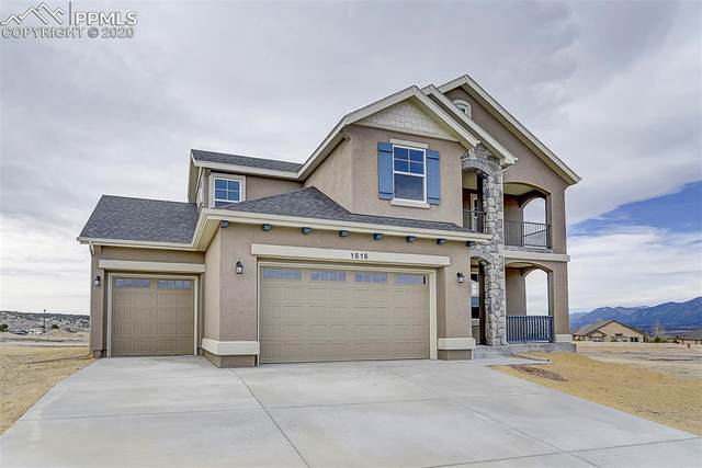 1515 Coronado Beach Drive, Monument, CO 80132 (#2137343) :: Tommy Daly Home Team
