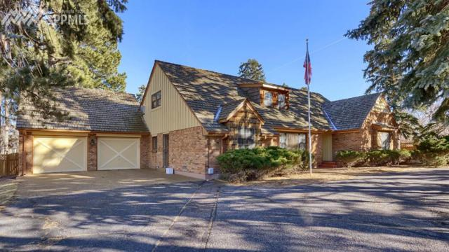 137 Cresta Road, Colorado Springs, CO 80906 (#8000420) :: Jason Daniels & Associates at RE/MAX Millennium