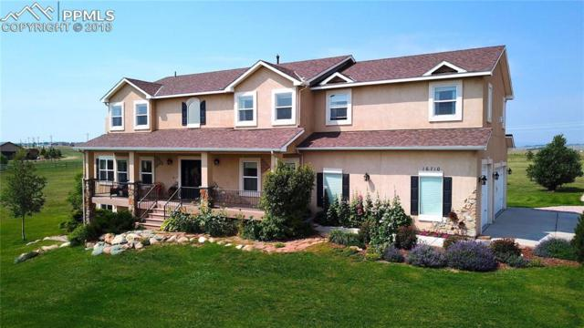 16710 Papago Way, Colorado Springs, CO 80908 (#9325508) :: The Treasure Davis Team