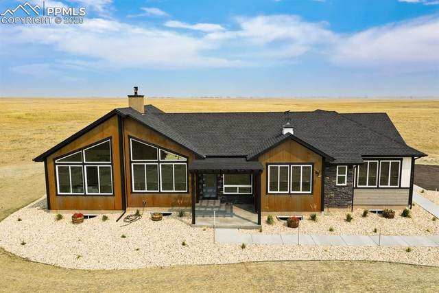 7589 Buckskin Ranch View, Peyton, CO 80831 (#5193902) :: The Treasure Davis Team