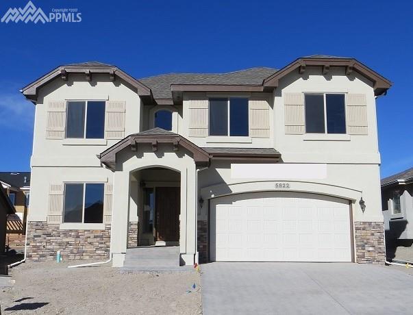 5822 Thurber Drive, Colorado Springs, CO 80924 (#8341180) :: 8z Real Estate