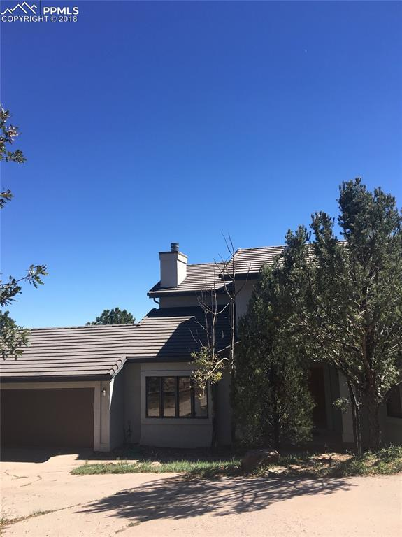 3135 Cedar Heights Drive, Colorado Springs, CO 80904 (#1078327) :: The Treasure Davis Team