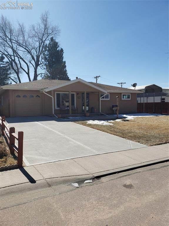 201 Grand Boulevard, Colorado Springs, CO 80911 (#1106183) :: Perfect Properties powered by HomeTrackR