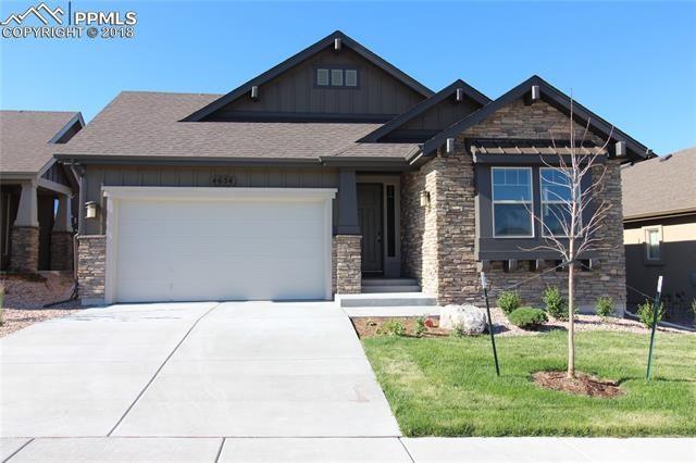 4654 Portillo Place, Colorado Springs, CO 80924 (#1124561) :: The Hunstiger Team