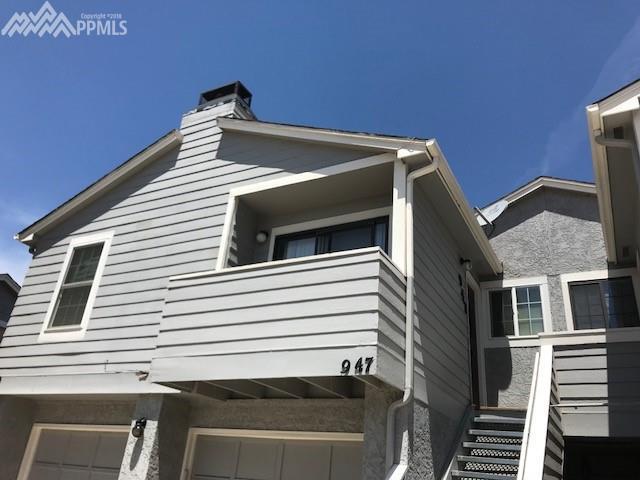 947 Tampico Court, Colorado Springs, CO 80910 (#1127535) :: Colorado Home Finder Realty