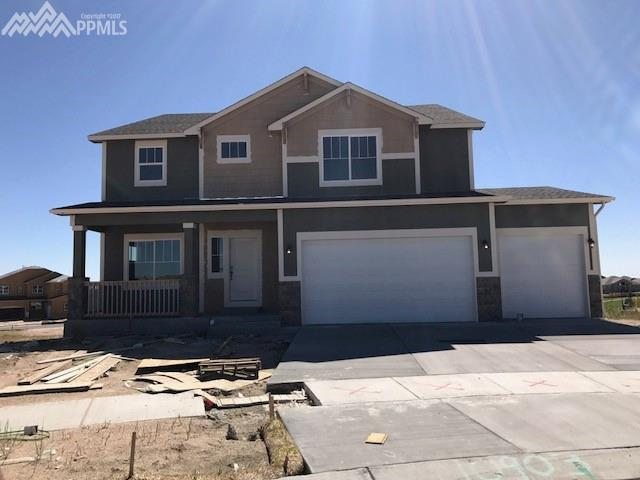 10903 Summer Sage Place, Peyton, CO 80831 (#1150651) :: The Daniels Team