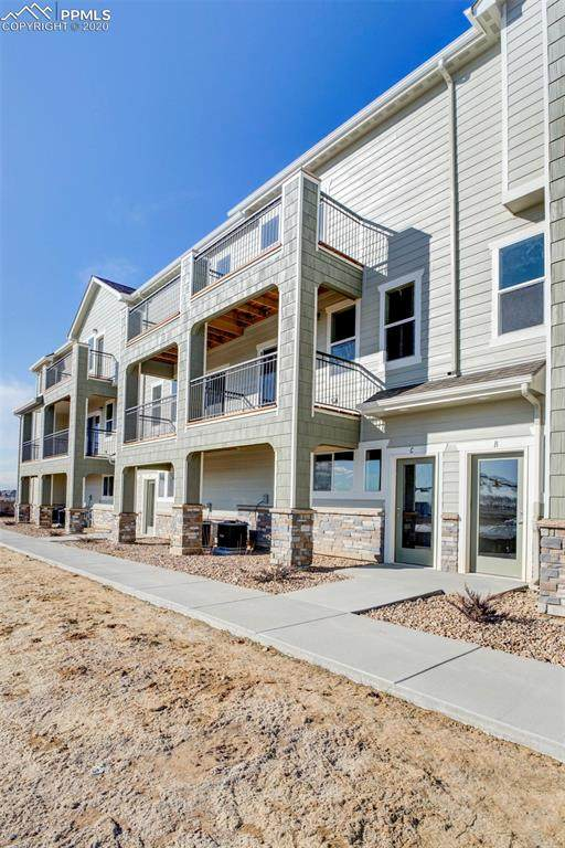 11250 Florence Street 25C, Commerce City, CO 80640 (#1151597) :: Tommy Daly Home Team