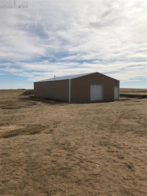 33245 Fossinger Road, Yoder, CO 80864 (#1158423) :: The Kibler Group