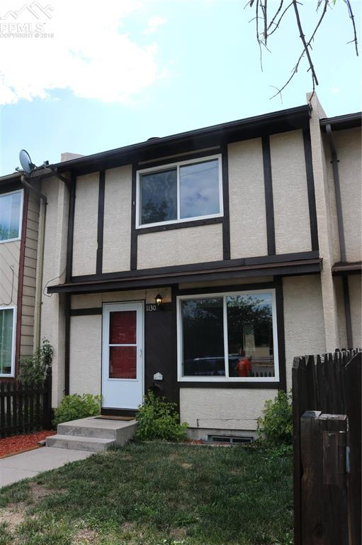 1130 Delaware Drive, Colorado Springs, CO 80909 (#1168742) :: The Peak Properties Group