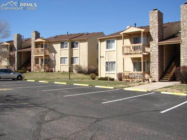 844 Tenderfoot Hill Road #203, Colorado Springs, CO 80906 (#1185927) :: Colorado Home Finder Realty