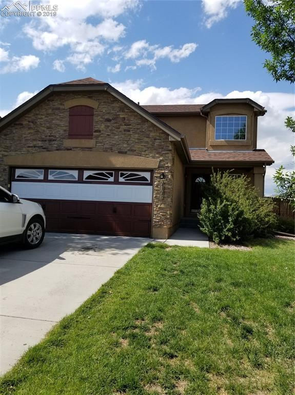 7176 Josh Byers Way, Fountain, CO 80817 (#1216691) :: Action Team Realty