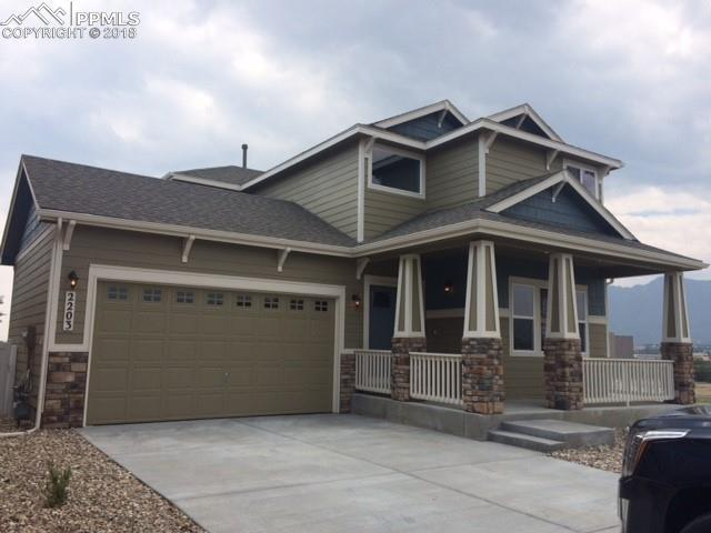 2203 St Claire Drive, Colorado Springs, CO 80910 (#1224369) :: Venterra Real Estate LLC