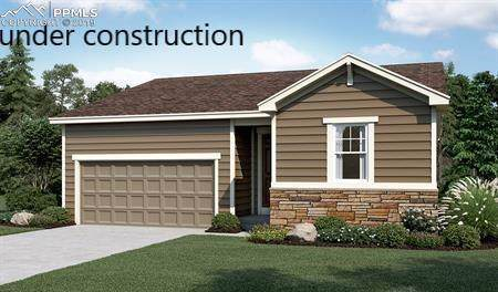 7060 Boreal Drive, Colorado Springs, CO 80915 (#1238069) :: Tommy Daly Home Team