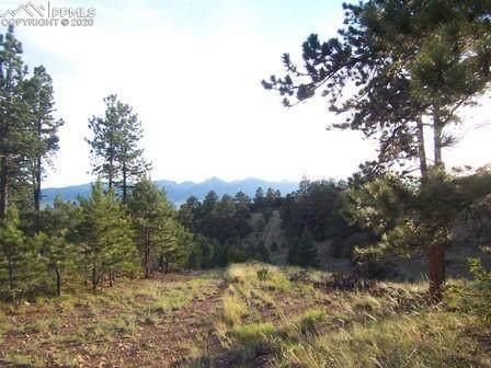 177 Pawnee Trail, Westcliffe, CO 81252 (#1254285) :: The Treasure Davis Team