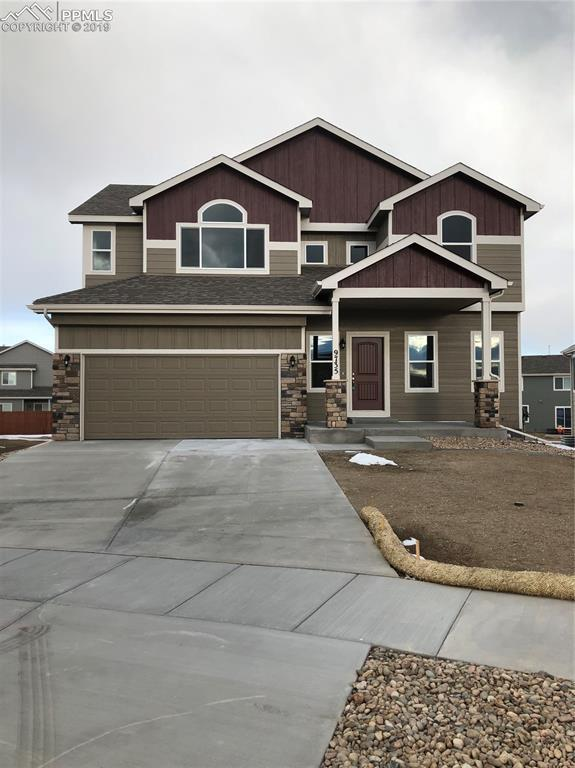9735 Vistas Park Lane, Peyton, CO 80831 (#1284240) :: Action Team Realty