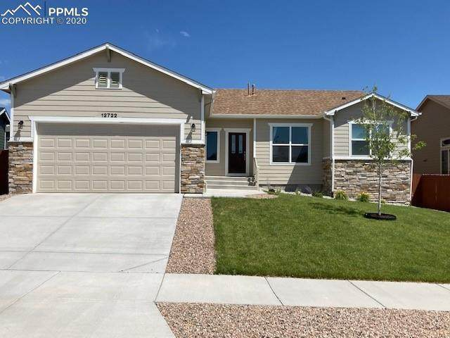 12722 Longview Park Lane, Peyton, CO 80831 (#1298498) :: Finch & Gable Real Estate Co.