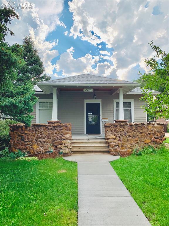 2118 N Tejon Street, Colorado Springs, CO 80907 (#1312313) :: The Peak Properties Group