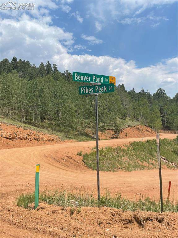 TBD Pikes Peak Drive, Divide, CO 80814 (#1317274) :: Tommy Daly Home Team