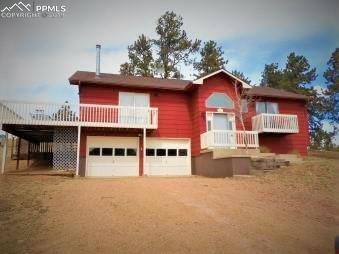 2017 Southpark Drive, Florissant, CO 80816 (#1322609) :: Colorado Home Finder Realty