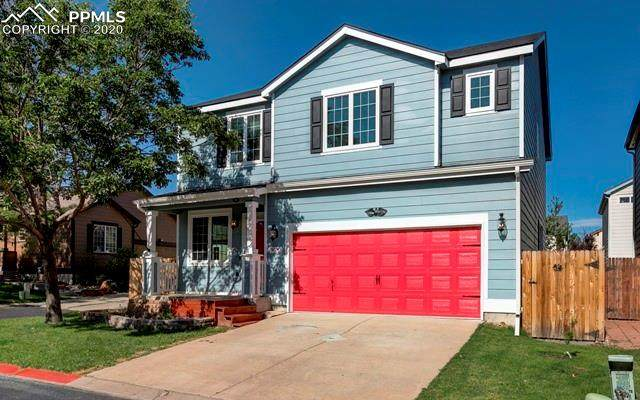 3030 Long Creek Grove, Colorado Springs, CO 80922 (#1330280) :: Tommy Daly Home Team