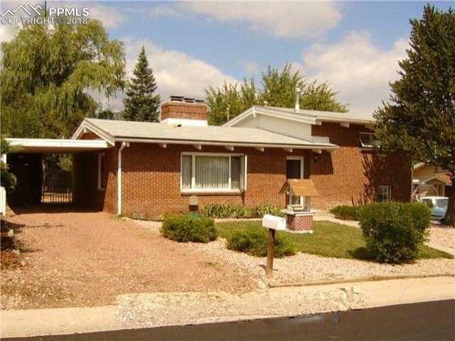 5 El Sereno Drive, Colorado Springs, CO 80906 (#1361855) :: Perfect Properties powered by HomeTrackR