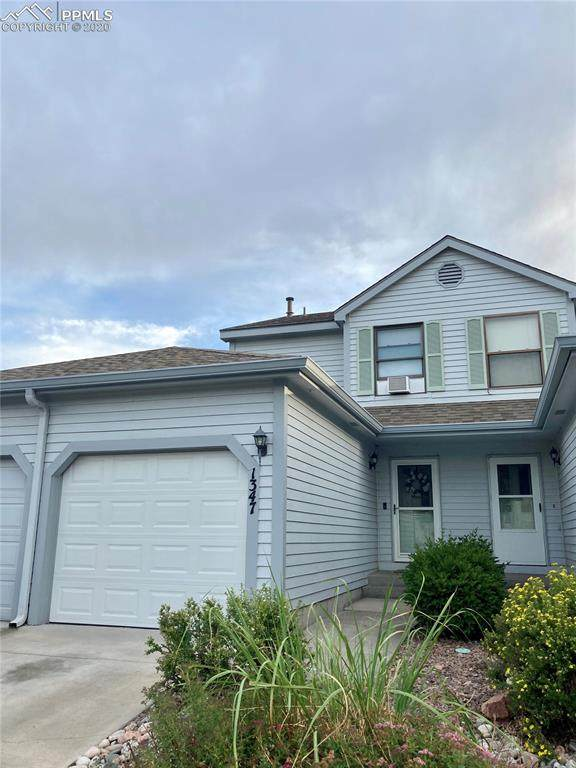 1347 Firefly Circle, Colorado Springs, CO 80916 (#1363049) :: Re/Max Structure