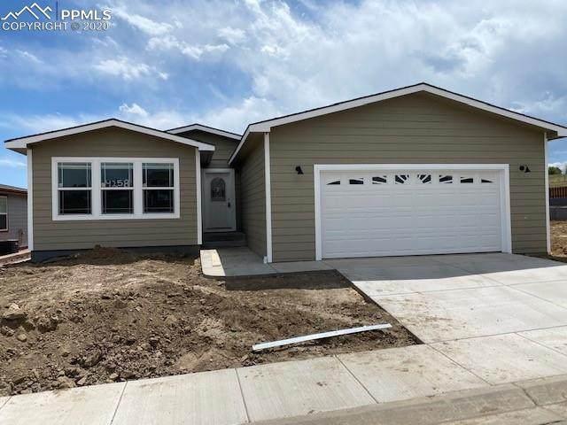 4258 Gray Fox Heights, Colorado Springs, CO 80922 (#1378608) :: Fisk Team, RE/MAX Properties, Inc.