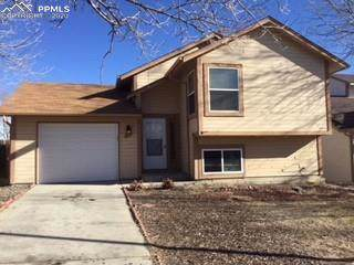 835 Greenbrier Drive, Colorado Springs, CO 80916 (#1381986) :: CC Signature Group
