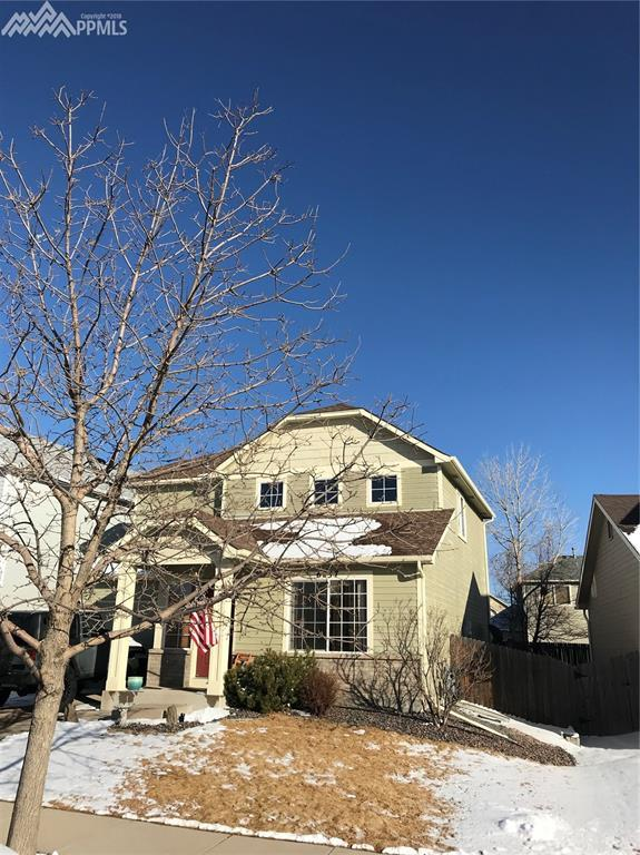 6237 Scottsbluff Drive, Colorado Springs, CO 80923 (#1445835) :: The Hunstiger Team