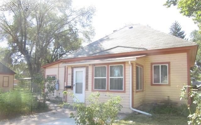 201 E 1st Street, Manzanola, CO 81058 (#1446981) :: Venterra Real Estate LLC