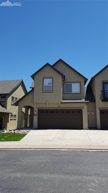 4343 Alder Springs View, Colorado Springs, CO 80922 (#1449986) :: The Peak Properties Group