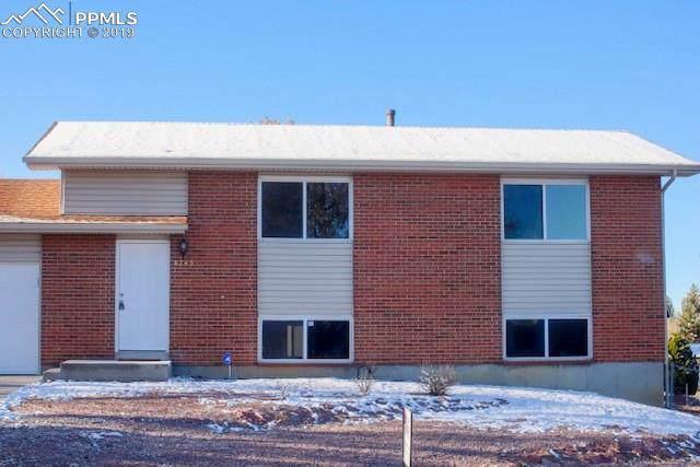 6745 Defoe Avenue, Colorado Springs, CO 80911 (#1516109) :: Tommy Daly Home Team