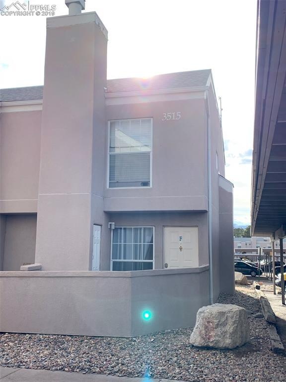 3515 Rebecca Lane F, Colorado Springs, CO 80917 (#1549792) :: Fisk Team, RE/MAX Properties, Inc.