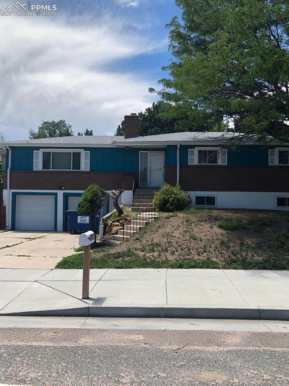 2802 Flintridge Drive, Colorado Springs, CO 80918 (#1555040) :: The Harling Team @ Homesmart Realty Group