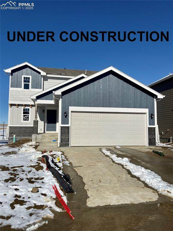 6533 Vedder Drive, Colorado Springs, CO 80925 (#1587588) :: The Kibler Group