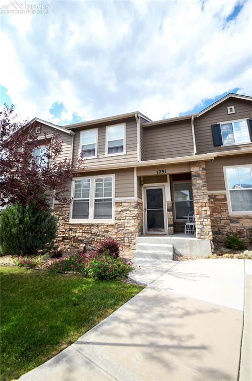 1291 Timber Run Heights, Monument, CO 80132 (#1600972) :: The Dunfee Group - Keller Williams Partners Realty